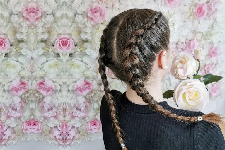 Braids & Twists Hairstyling