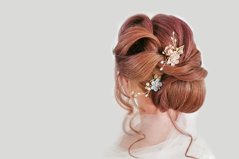 Up-Do Hairstyling
